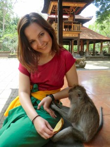 Affenwald, Monkey Forest, Ubud, Bali