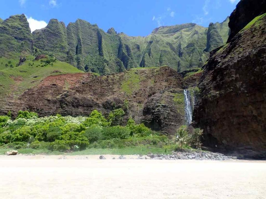 Kalalui Beach, Hawaii