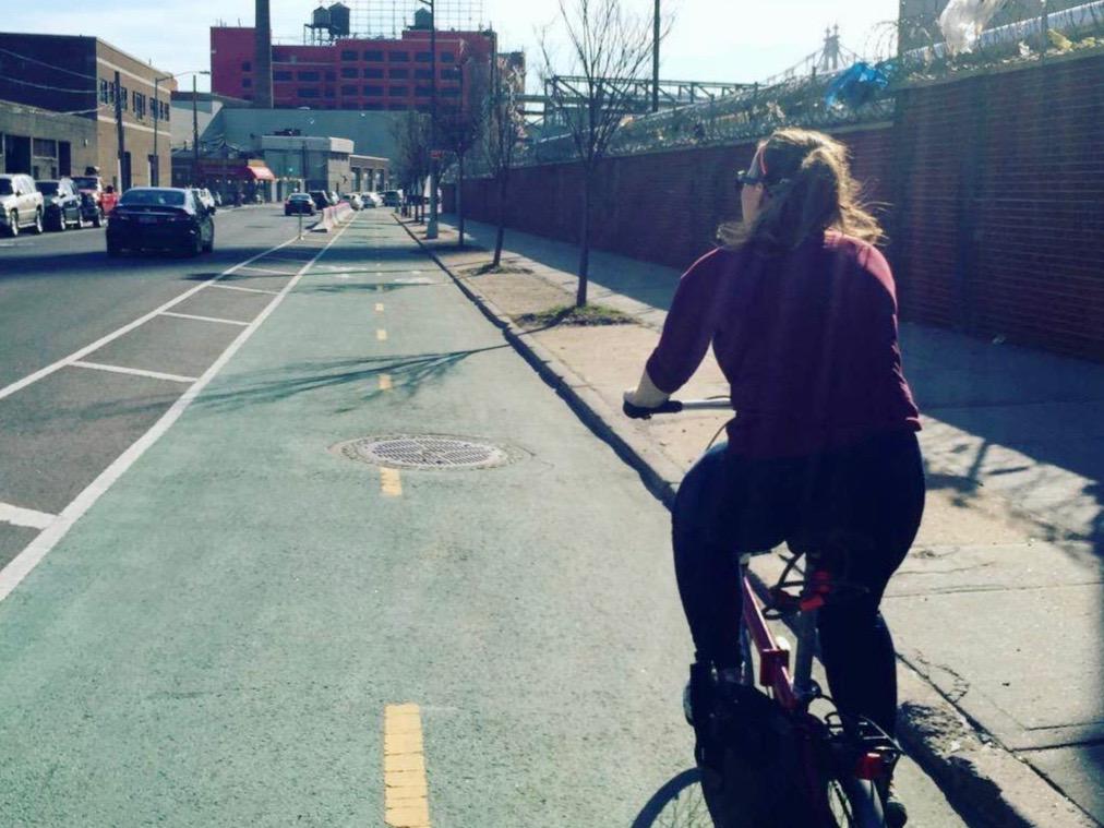 Bianca Fahrrad Queens
