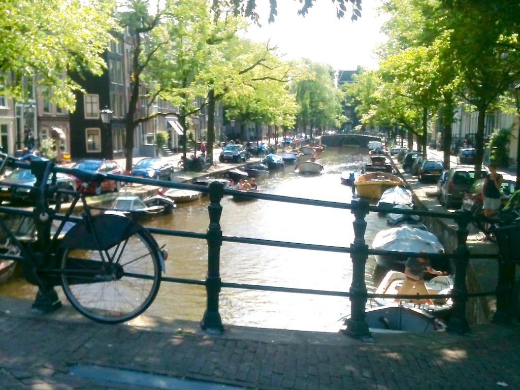 allein in amsterdam