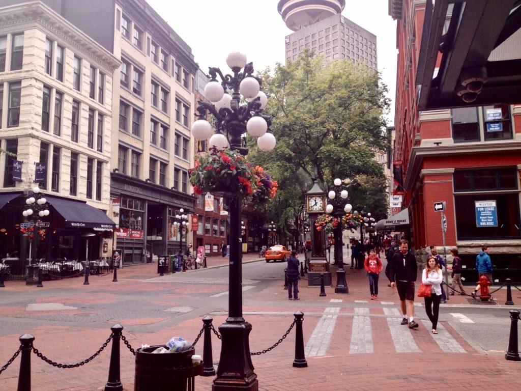 Gastown, Vancouver, Kanada