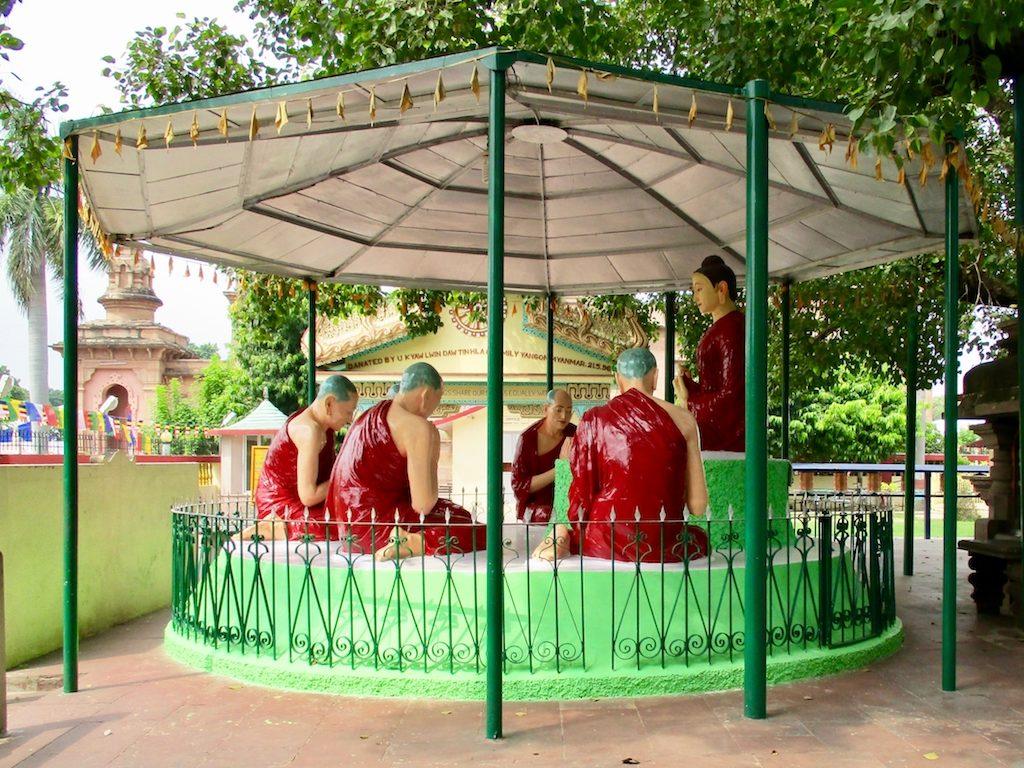 Buddhismus in Indien: Buddha und seine Schüler