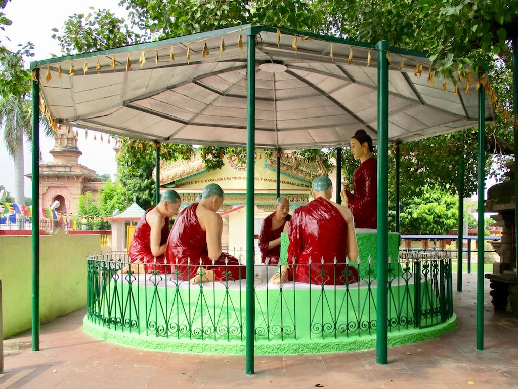 Buddhismus Indien: Buddha und seine Schüler
