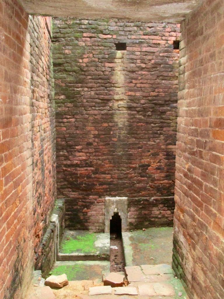 Buddhismus Indien: In Nalanda wurden buddhistische Weisheiten gelehrt
