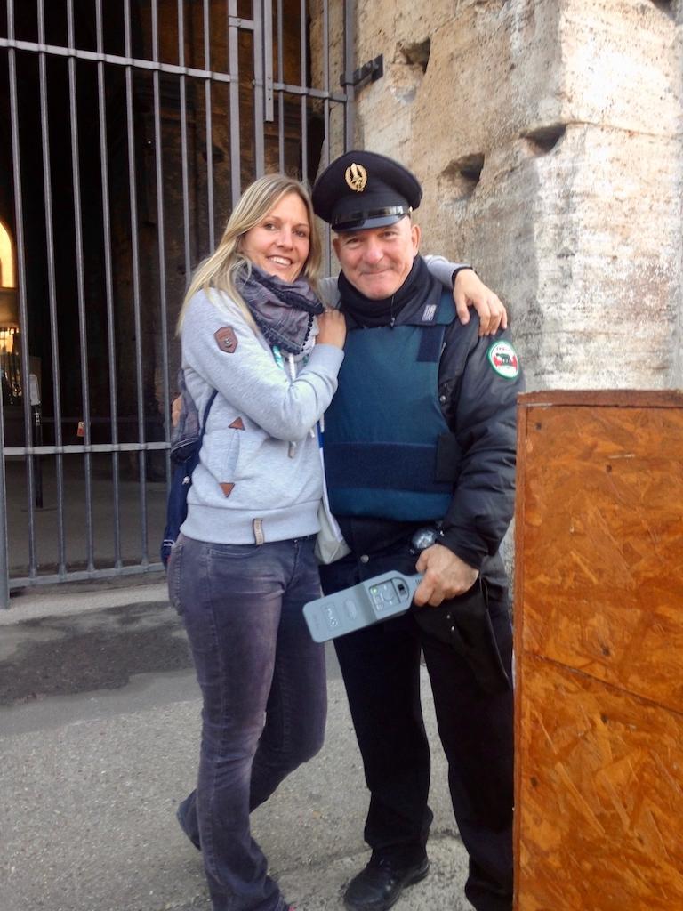 Leben in Italien: Per du mit der Polizei