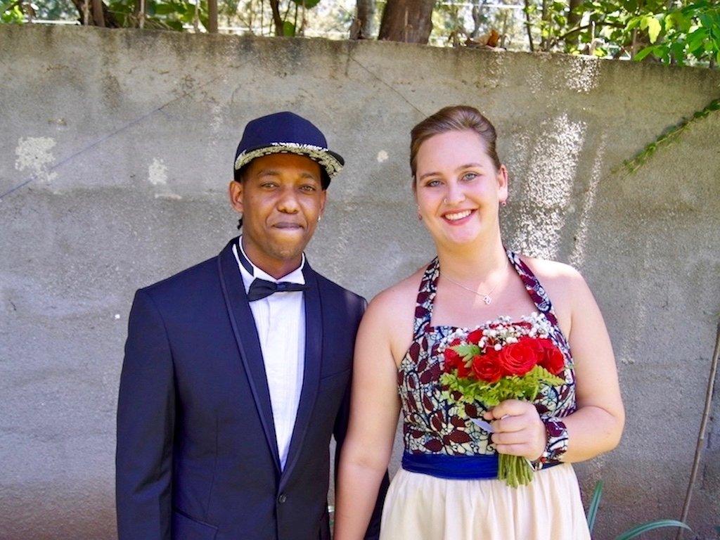 Hochzeit auf tansanisch