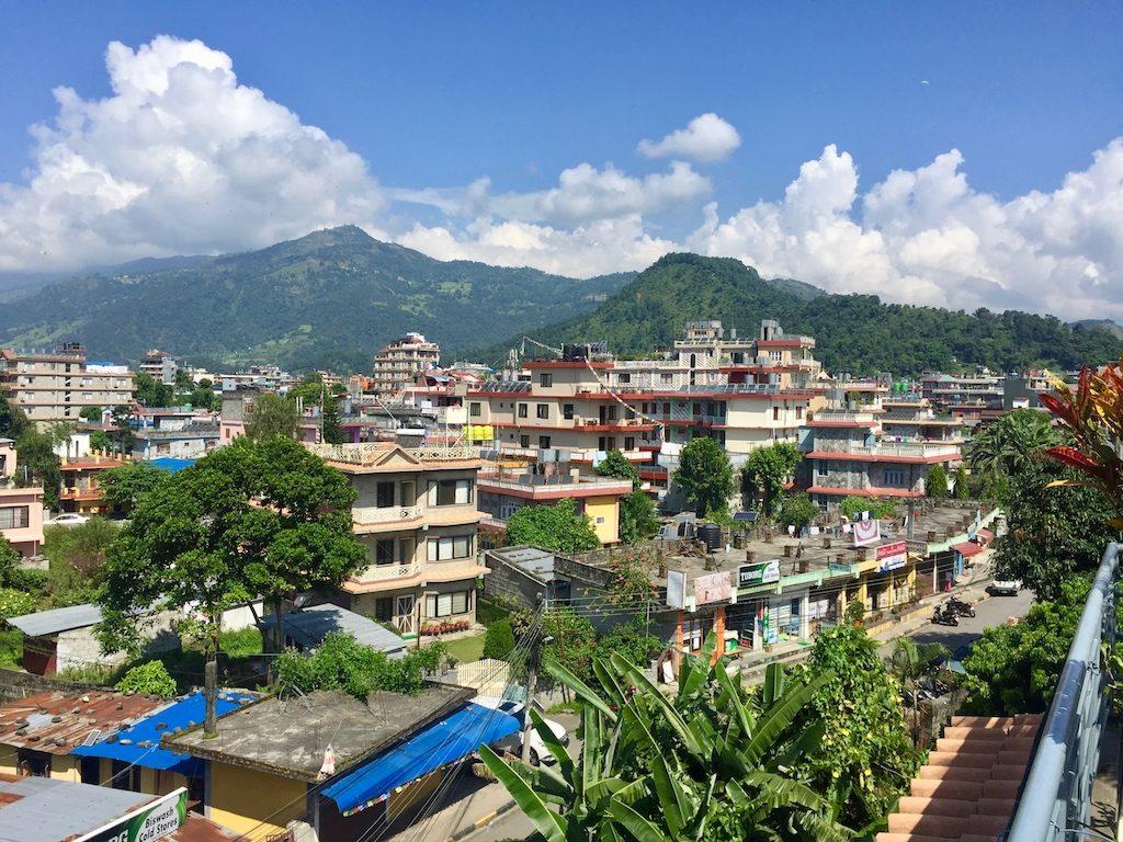 Sehenswürdigkeiten in Kathmandu und dem Rest von Nepal: Landschaft in Pokhara