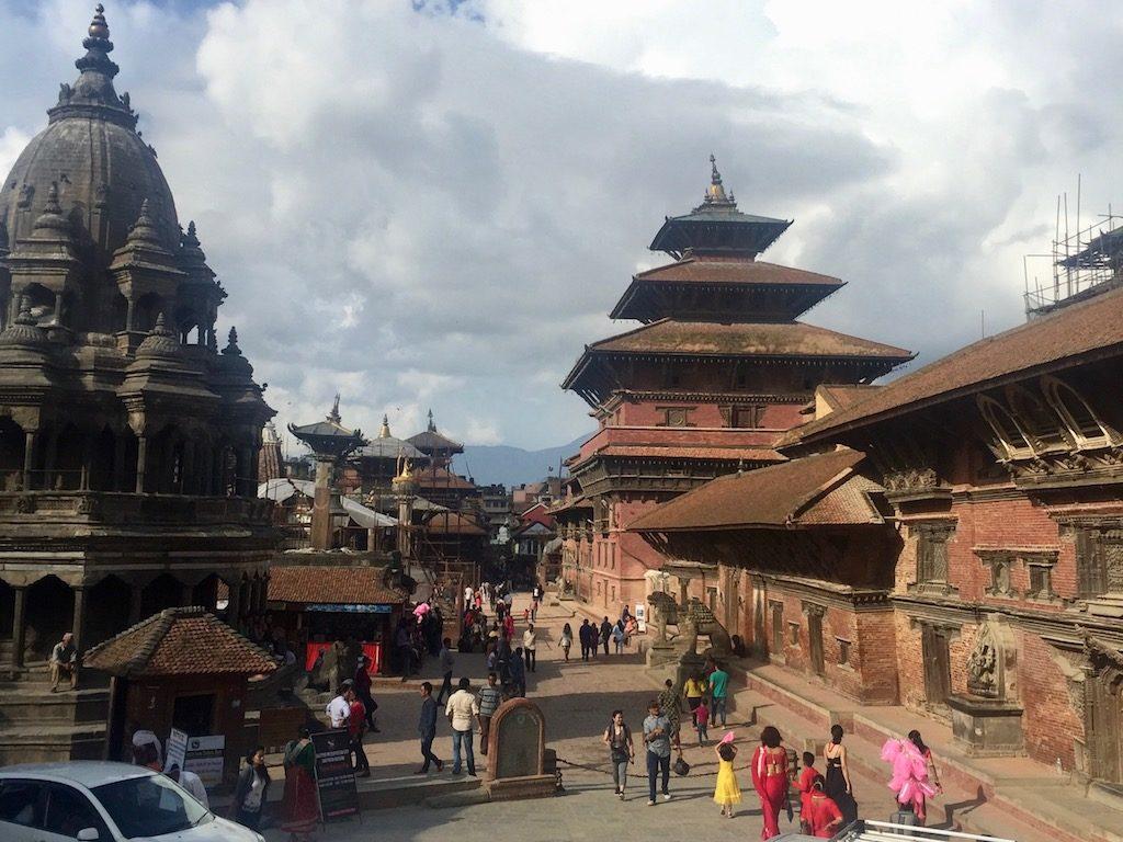 Erdbeben Nepal heute: Patan Durbar Square