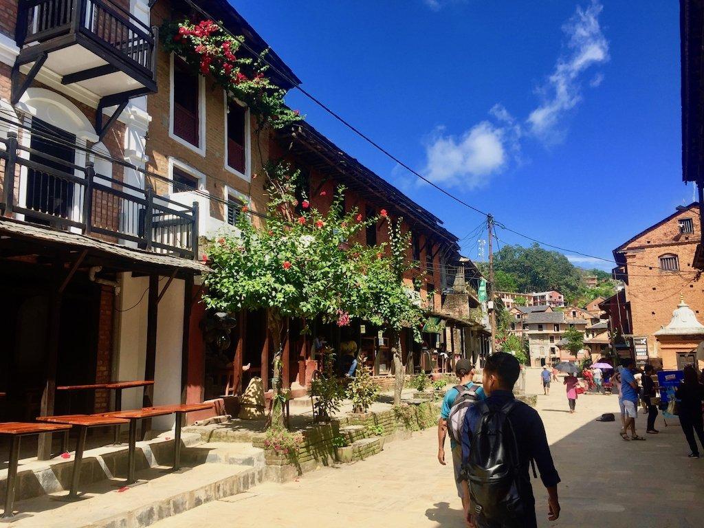 Reise nach Nepal: Bandipur