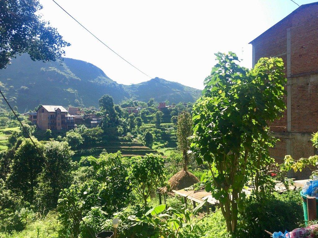 Reise nach Nepal: Bandipur ist grün