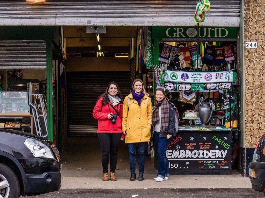 Leben in Schottland: Stadtführung im East End