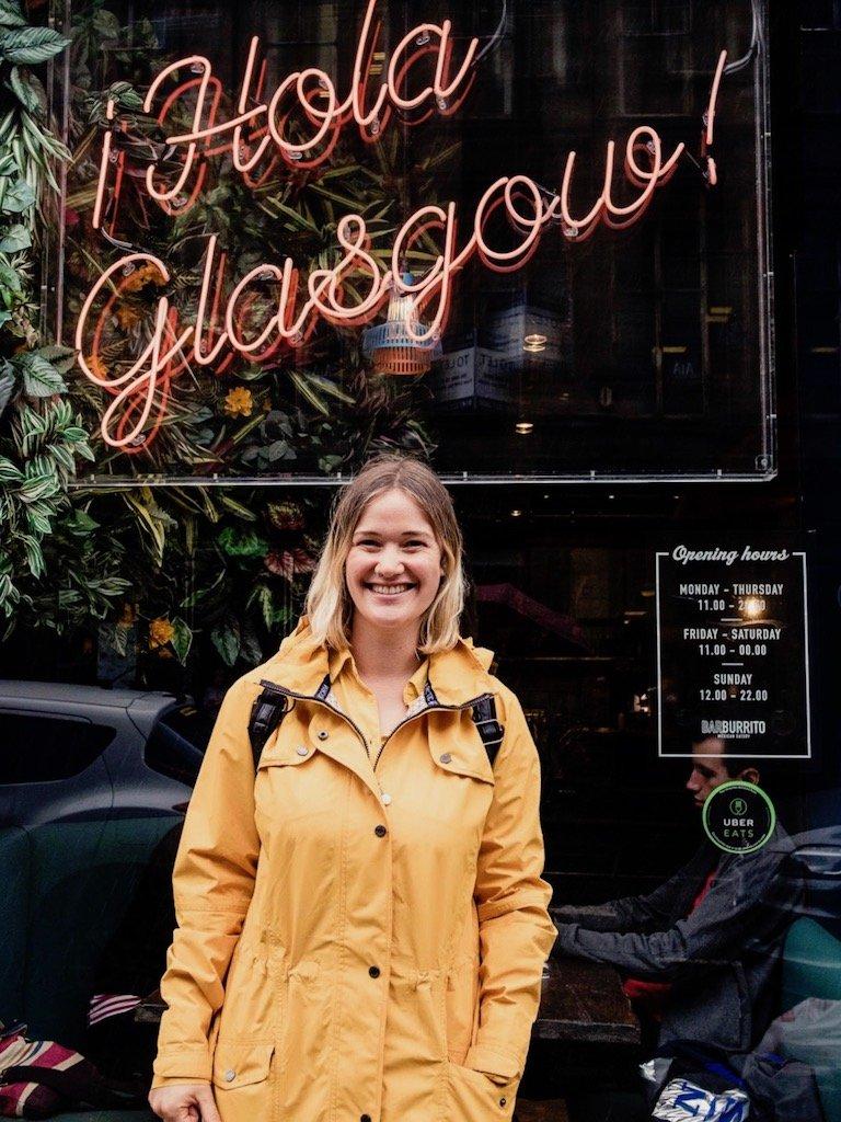 Leben in Schottland: Unterwegs in Glasgow