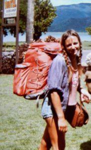 Leben in der Karibik: Die Reiselust entwickelte Johanna 1980 in Australien