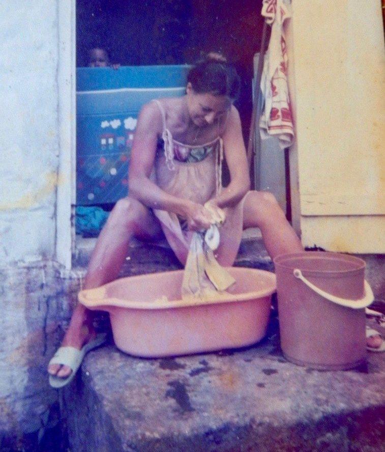 Leben in der Karibik: Der Anfang ist hart