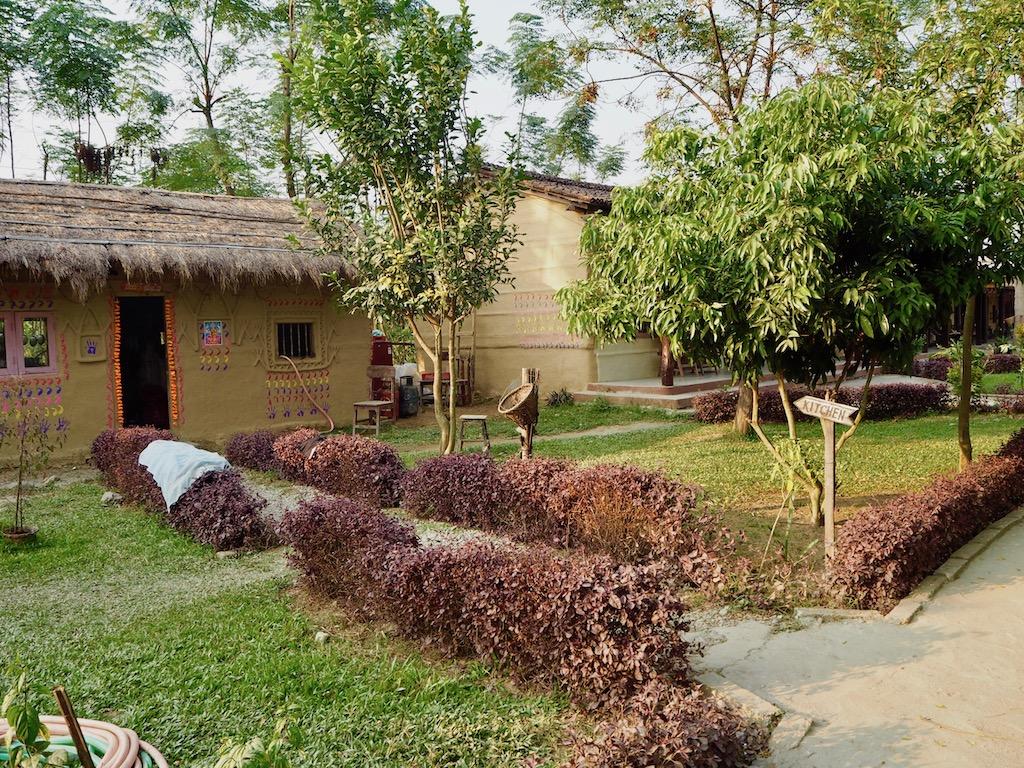 Tharu Community Homestay Garten