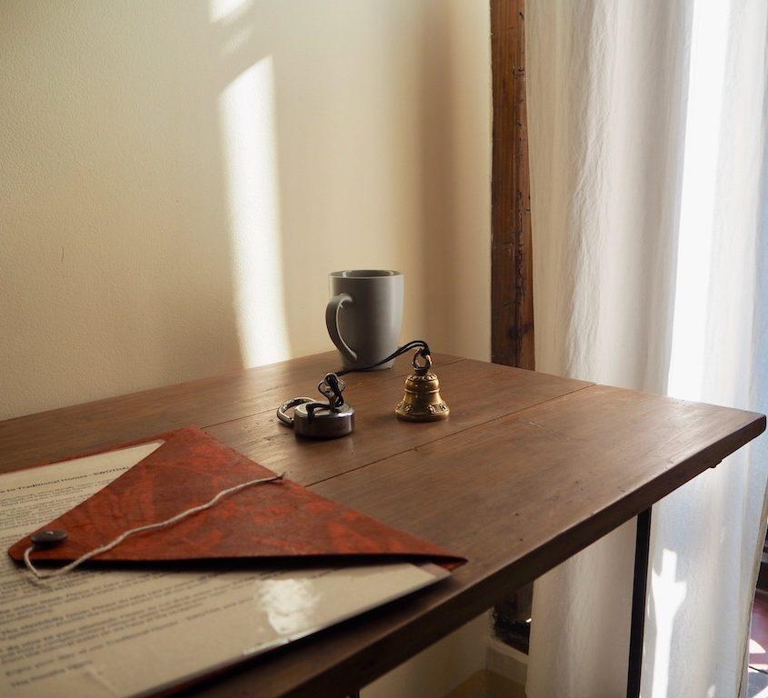 Nachhaltig Reisen in Nepal Tradtional Homes Swotha Patan Zimmer