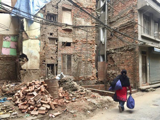 Erdbeben in Nepal: Am vierten Jahrestag der Katastrophe sind die Schäden noch längst nicht behoben
