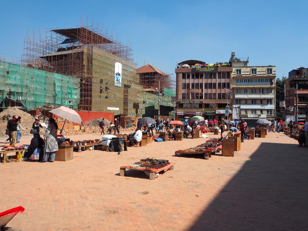 Wie wahrscheinlich ist ein Erdbeben in Nepal?