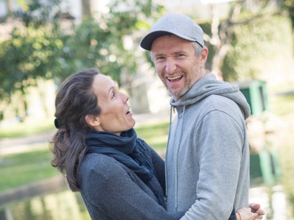 Christian und Victoria leben in Thailand so lange am Stück es geht