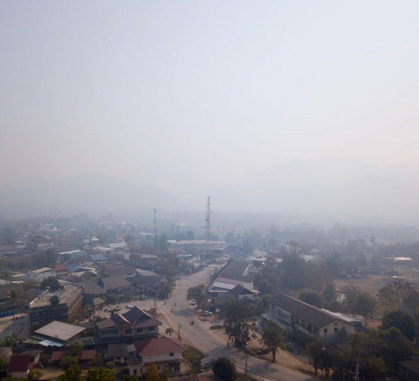 Leben in Thailand: So sieht Pai in der Smoke Season aus
