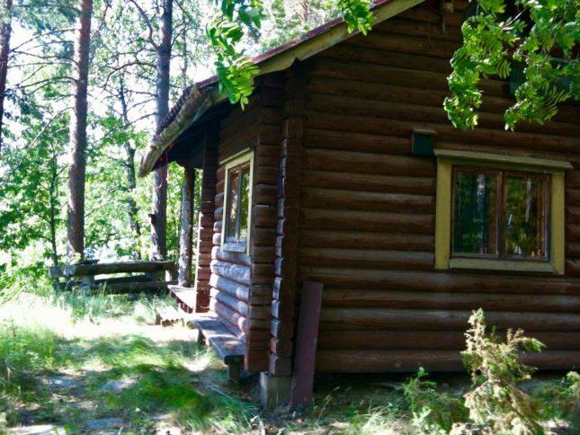 Finnische Besonderheiten: Jeder hat ein Mökki