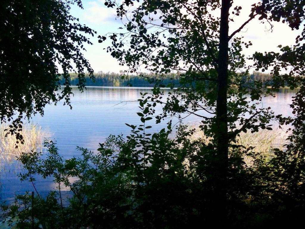 Die vielen Seen zählen zu den Besonderheiten Finnlands