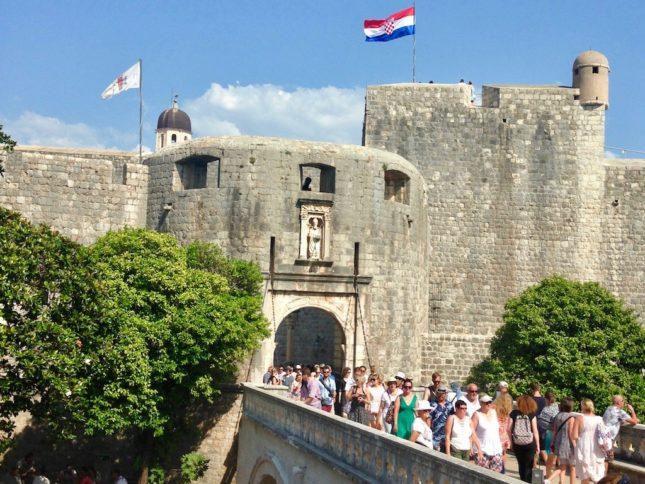 Game of Thrones in Dubrovnik: Pile Tor