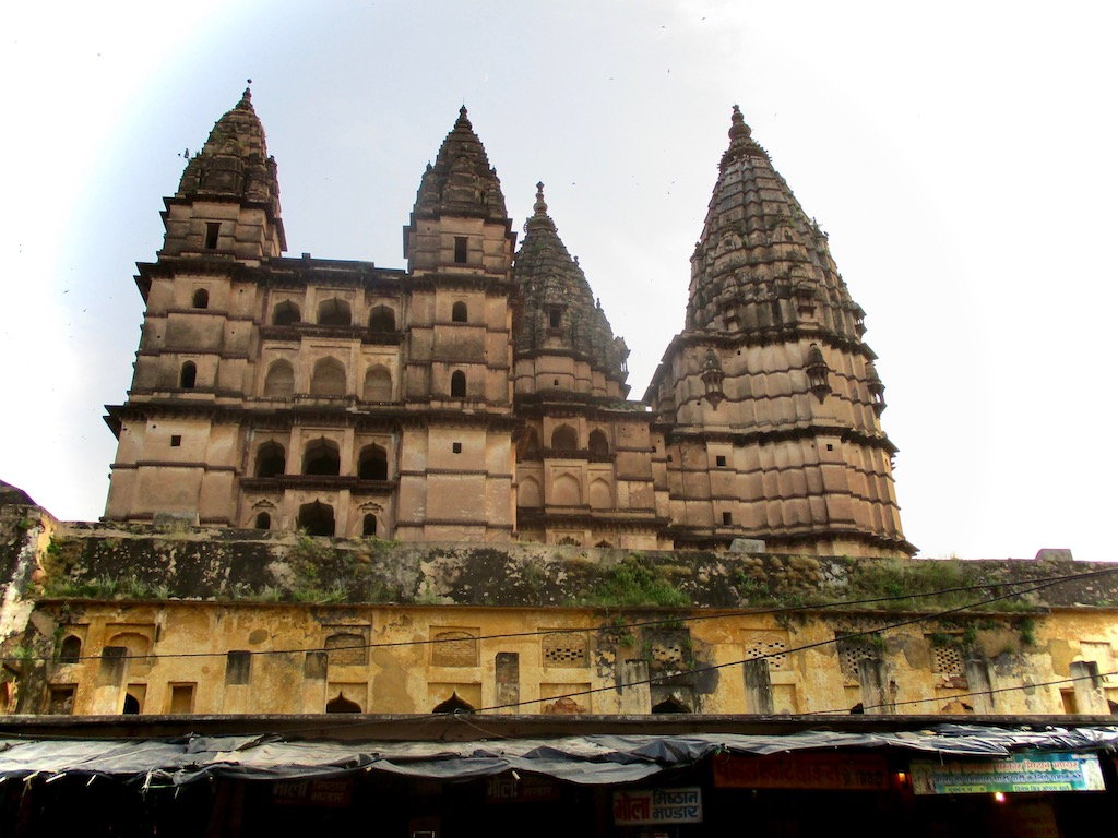 Auch sehenswert in Indien: Chaturbhuj-Tempel in Orchha