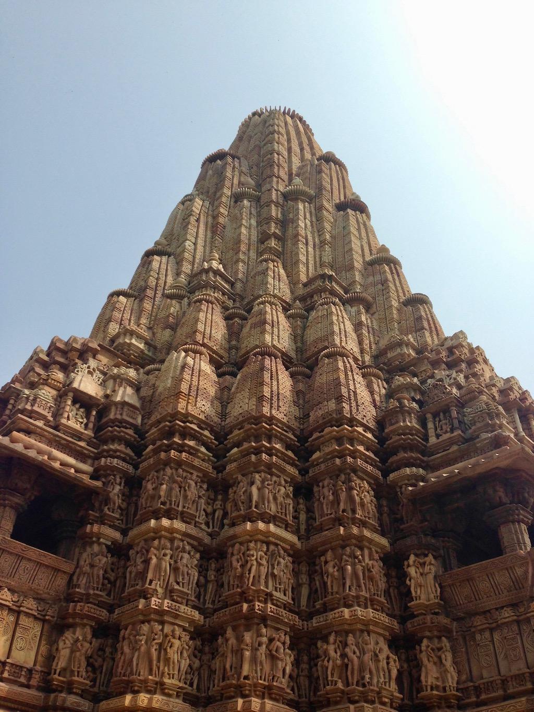 Indien Sehenswürdigkeiten: Tempel von Khajuraho