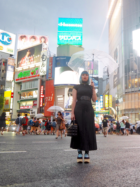 Shibuya Crossing Tokio