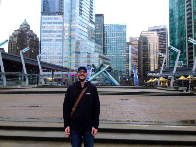 Leben in Kanada: Christian im Zentrum von Vancouver