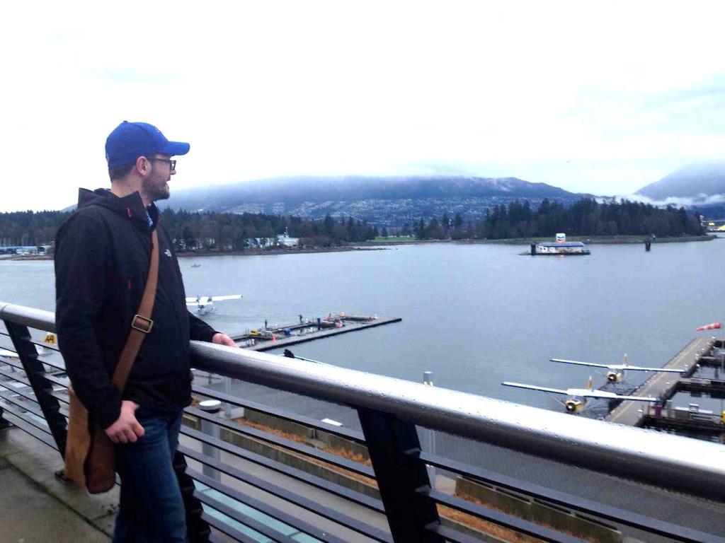 Leben in Kanada: Wasserflugzeuge in Vancouver