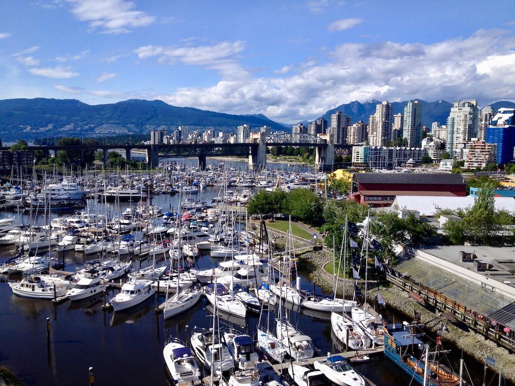 So schön ist Vancouver