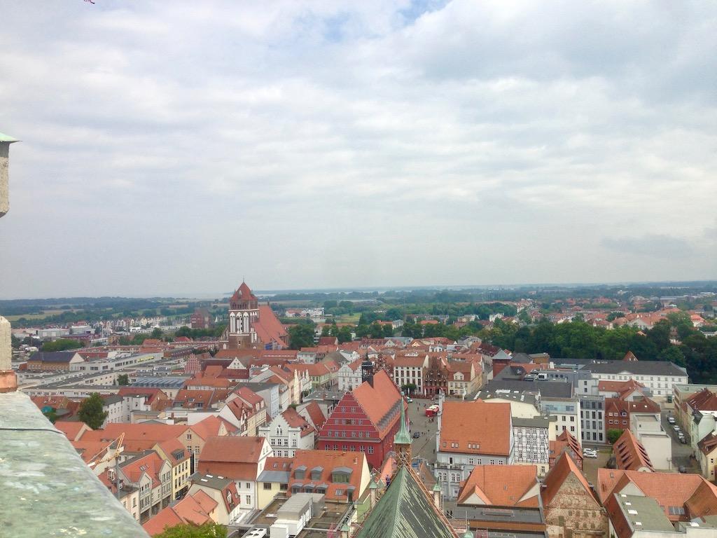 Aussicht vom Dom St. Nikolai