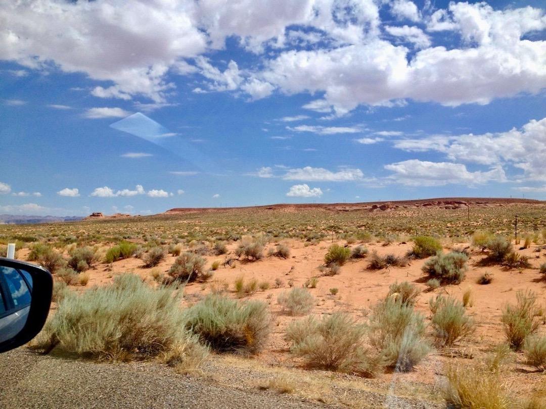 Mit dem Mietwagen durch Nevada