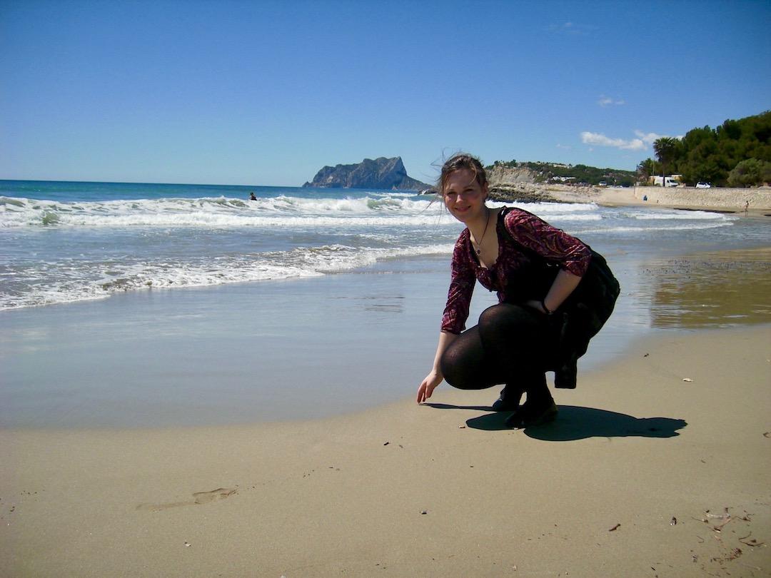 Strandspaziergang: Was geht nach der Rückkehr auch daheim?