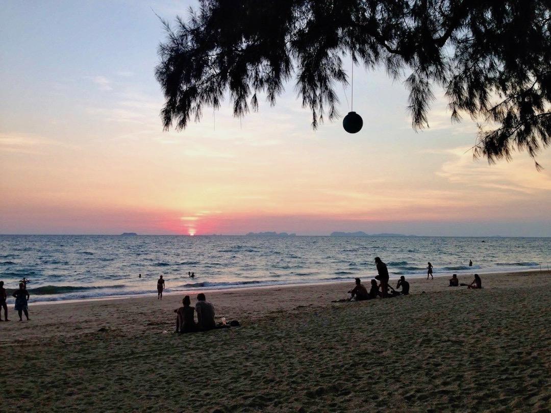 Heimkehren von der Reise: Letzte Tage auf Koh Lanta