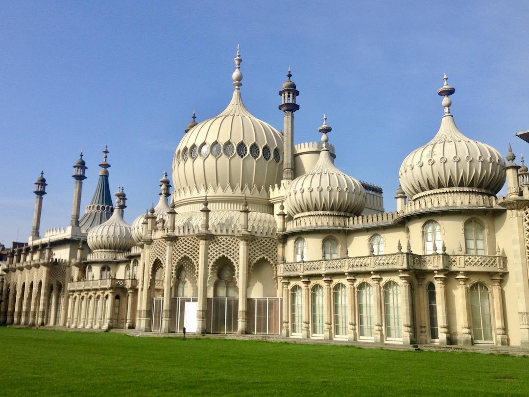 Brighton Sehenswürdigkeiten: Royal Pavilion