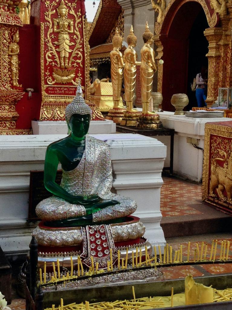 Buddha-Figur in Thailand