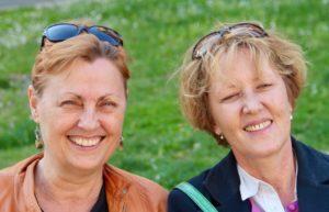 Yanne und Karin von appsolutelymilano.com