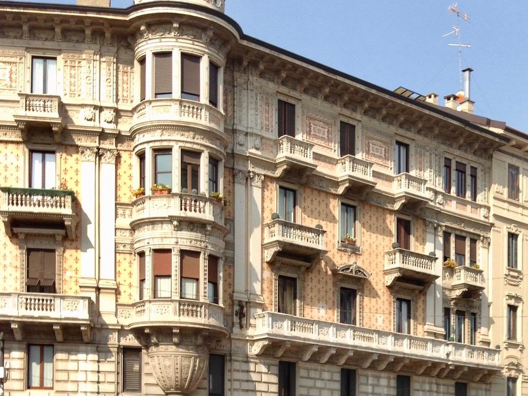 Mailand Jugendstil