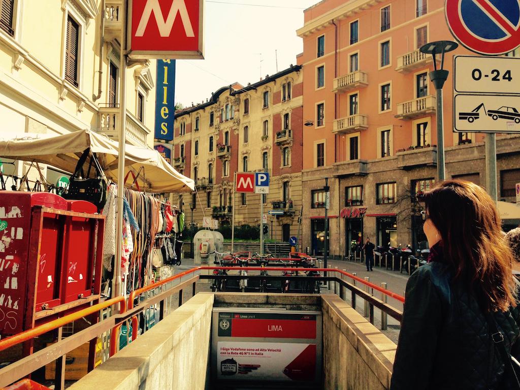 Städtereise Mailand Italien