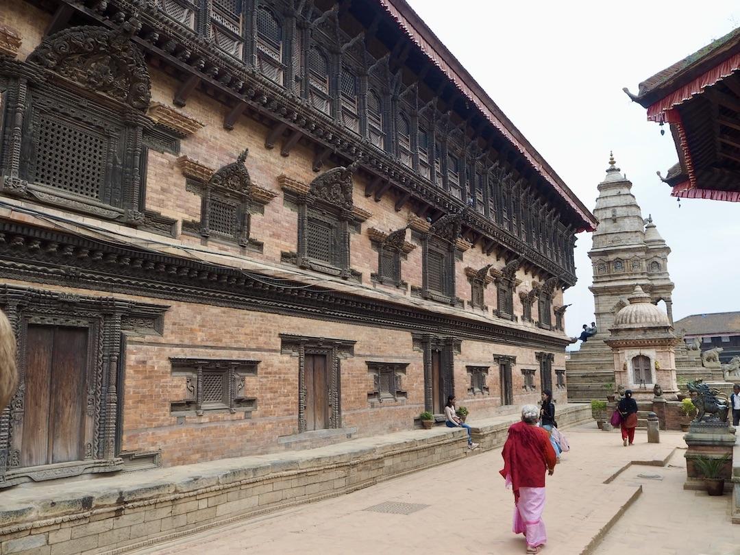 Palast der 55 Fenster Bhaktapur