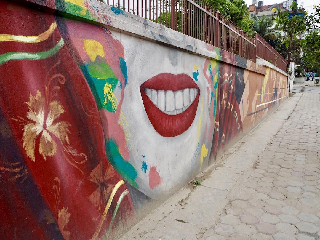 Streetart in Kathmandu: Bilder aus Nepals Hauptstadt