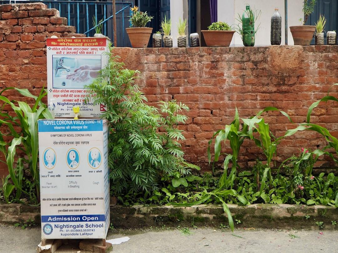 Coronavirus: Zur aktuellen Situation in Nepal
