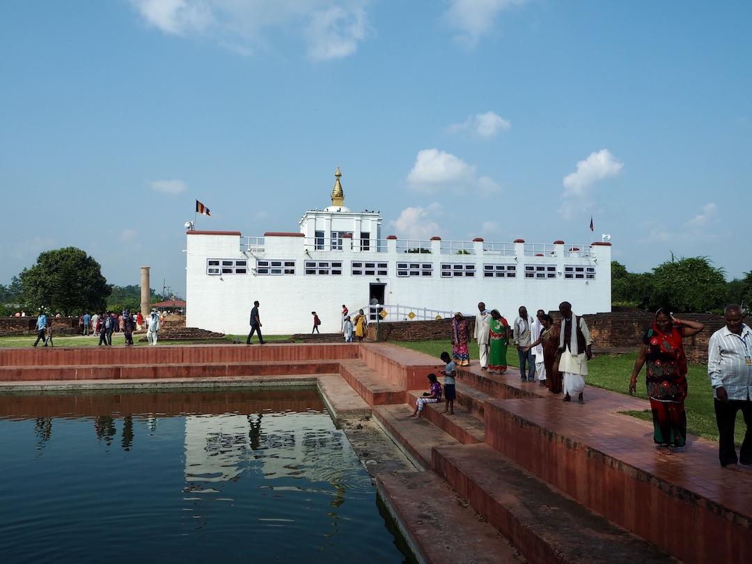 Maya-Devi-Tempel