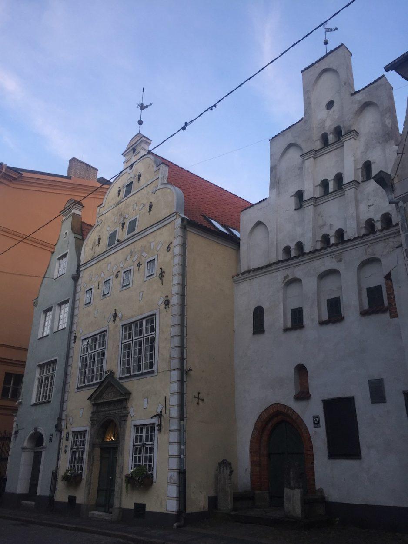 Drei Brüder Riga