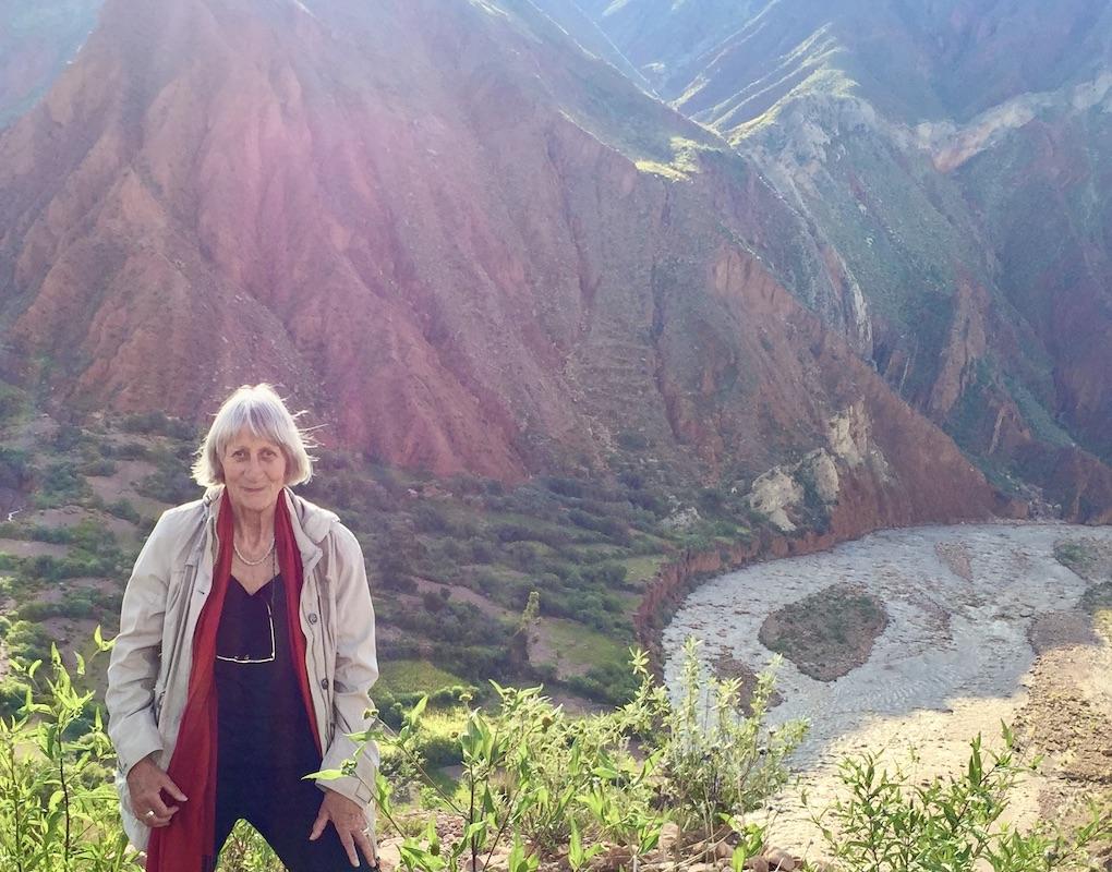 Ehrenamt im Ausland: Als Senior-Expertin unterwegs