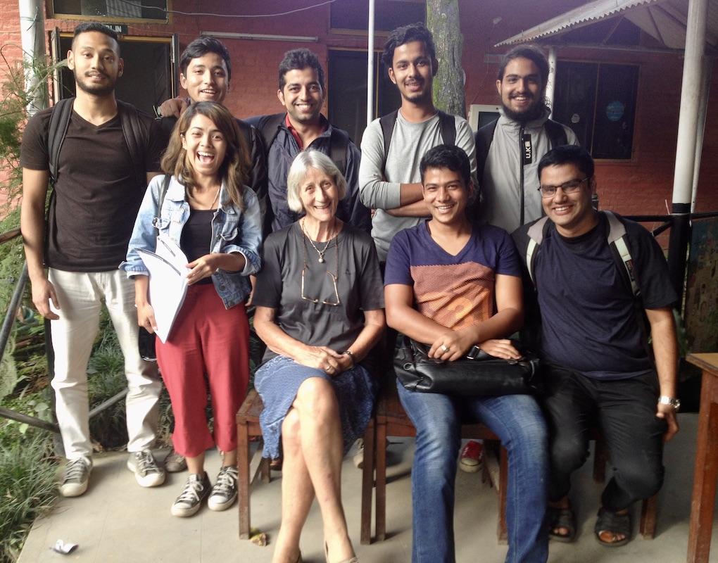 Mit dem Senior Experten Service in Nepal