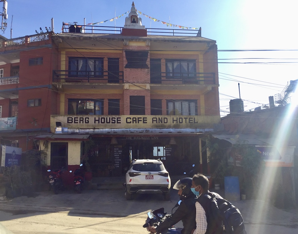 Berg House Cafe and Hotel